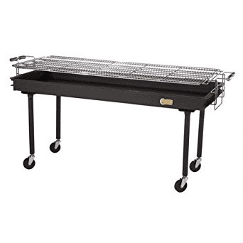 Portable Charcoal Grill - 60 in x 24 in
