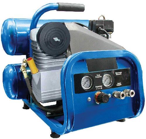 Air Compressor- Electric, 2HP, 4 Gal