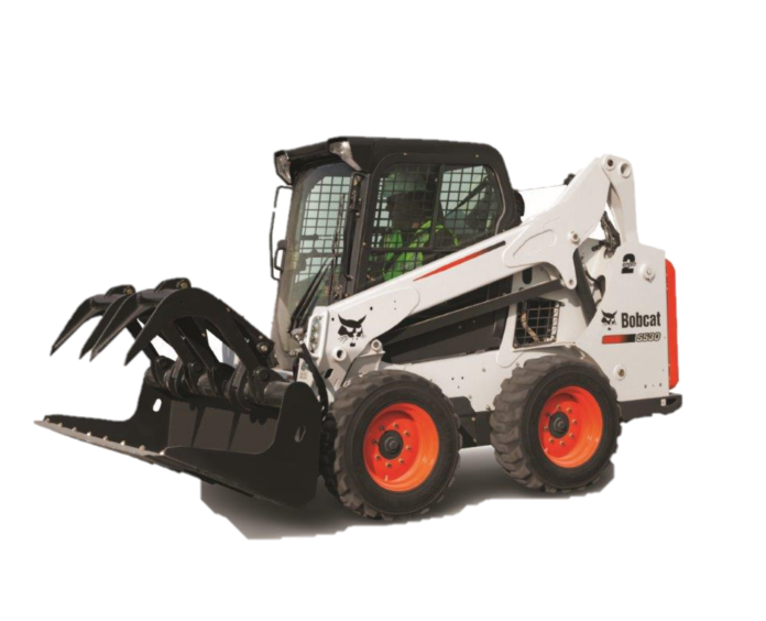 Bobcat S570 T4 Skid Steer Loader