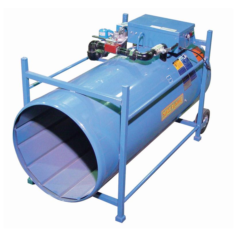 Heater - 1,500,000 BTU, Propane OR Natural Gas
