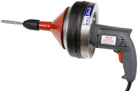 Drain Cleaner-Handheld, for 1.25-2.5 in Pipe up to 35 ft