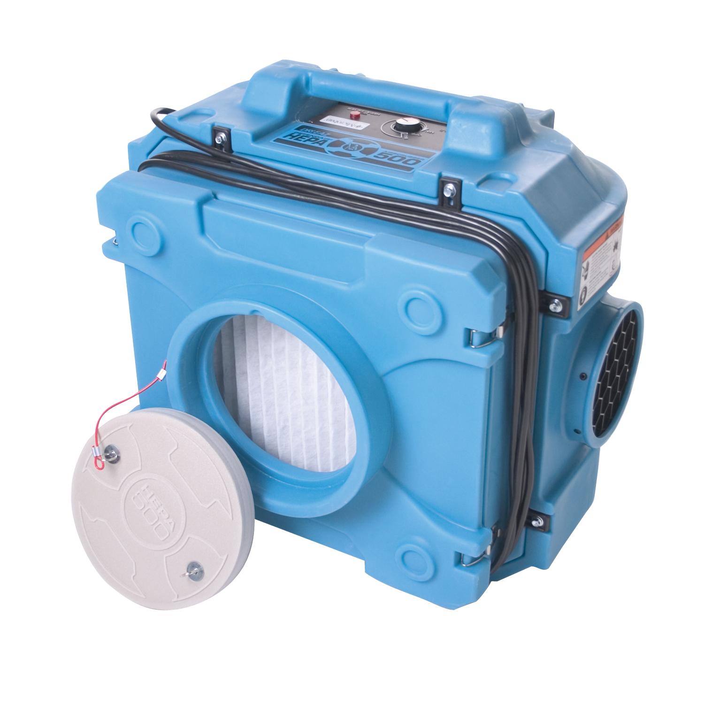 Portable Air Scrubber- 500 CFM
