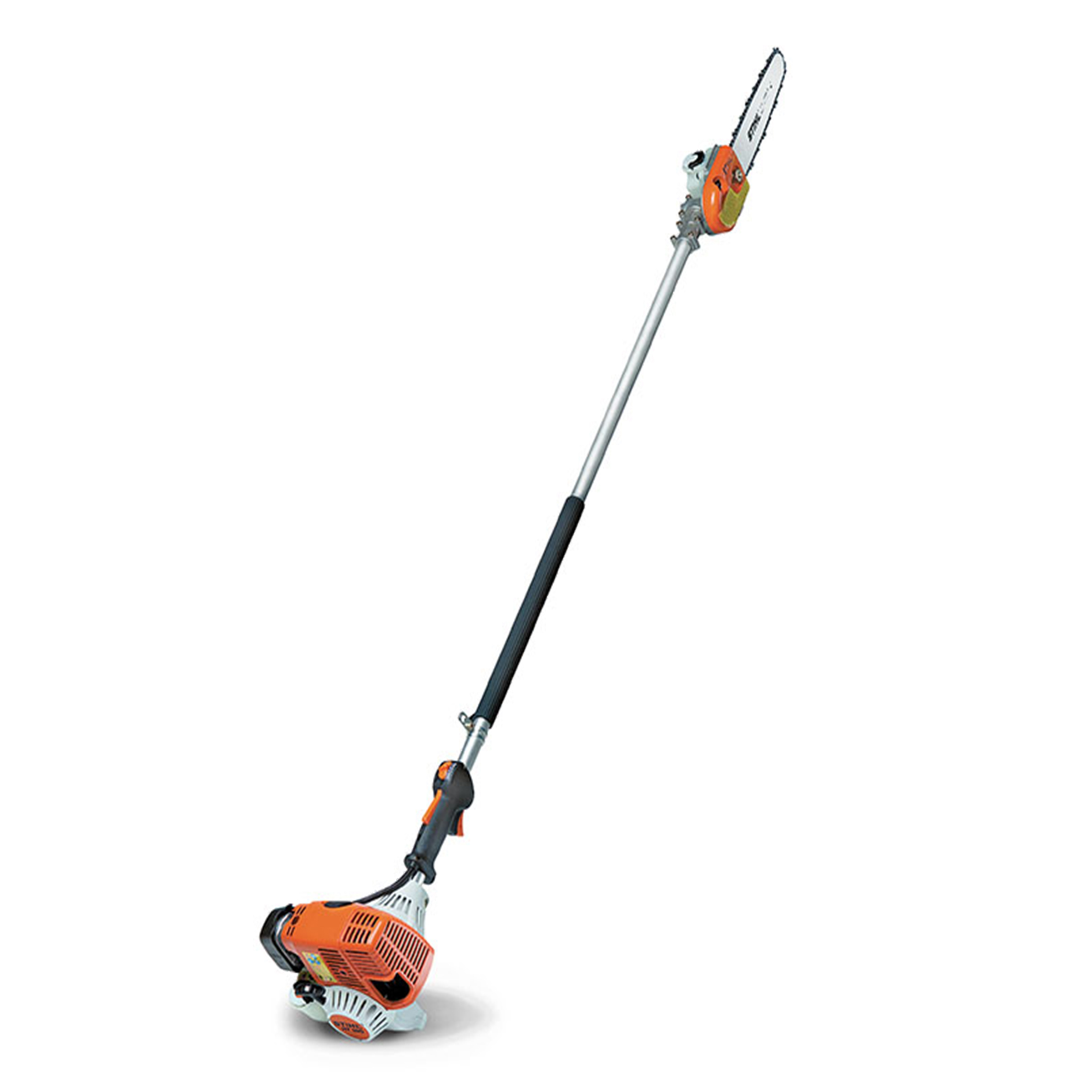 Extendable Pole Saw, Gas Powered