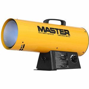 125,000 BTU Forced Air Propane Heater