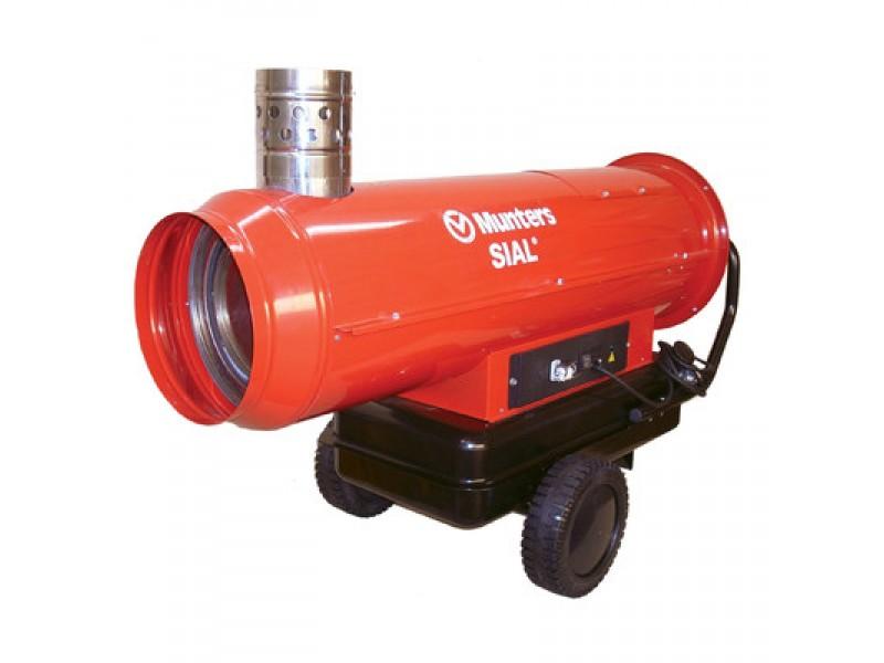 Heater - Indirect fired, 125,000 BTU, Mir 37