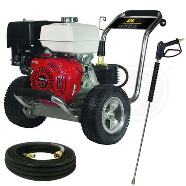 Pressure Washer- 4000 psi, Gas