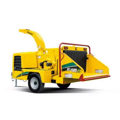 Brush Chipper- large 12 x 17 inch feed