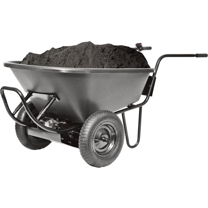 Electric Wheelbarrow